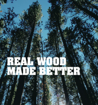 real wood made better